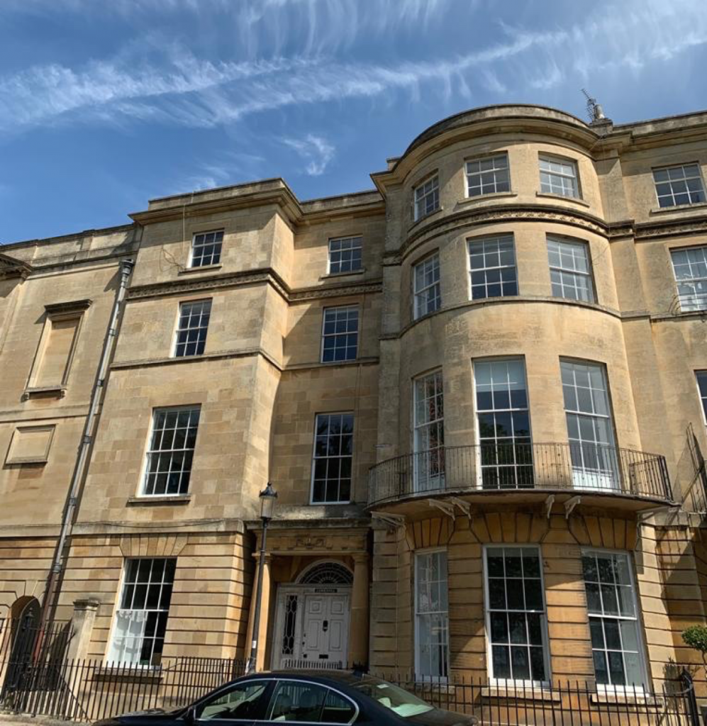 Kersfield expands development portfolio with conversion project for Grade I listed Bath building