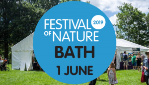 City's Festival of Nature goes global as it teams up with University of Bath to put it online