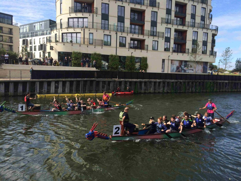 Firms urged to boost charities' coffers by taking part in Bath's Dragon Boat Race
