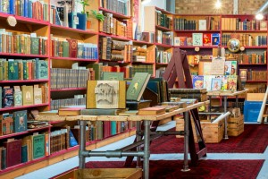 Booklovers' mecca prepares for next chapter in its global growth
