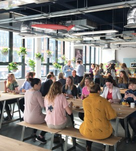 Top workplace award for Pukka Herbs' 'relaxing and playful' head office