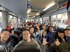 Linking with Chinese opinion leaders key to attracting more tourists to Bristol, city firms are told