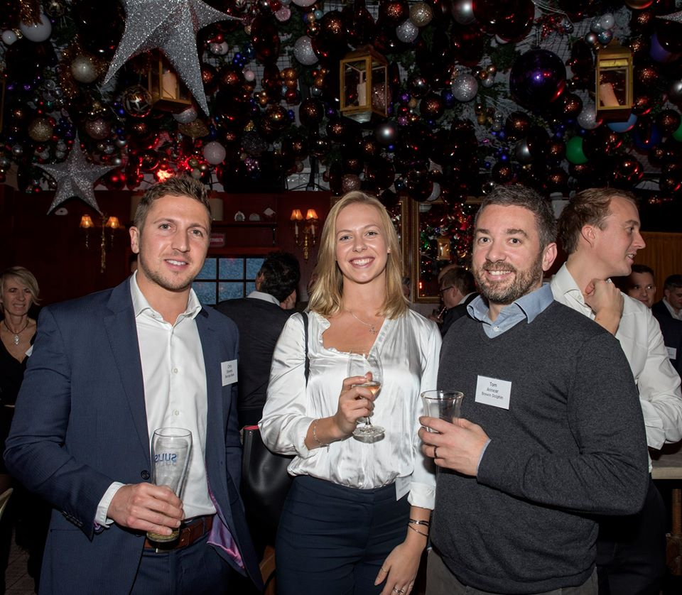 Bath Business News photo gallery: Thrings PM Christmas drinks
