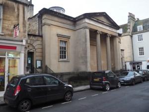 Bath Quakers' unique city centre meeting house could attract restaurant chain buyer