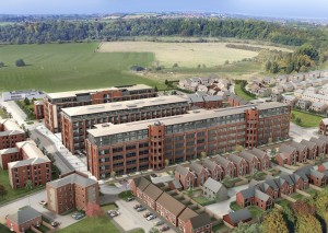 St Monica Trust snaps up site for extension to its Keynsham Chocolate Quarter
