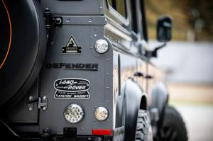 Coronavirus business loan keeps successful Land Rover Defender restorer on the road