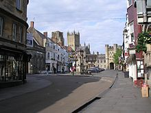 Historic Wells to join the digital age as work starts on installing city's fast broadband network
