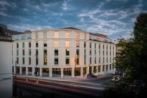 Virtual conferencing introduced at Bath's Apex Hotel as it looks to post-lockdown events market