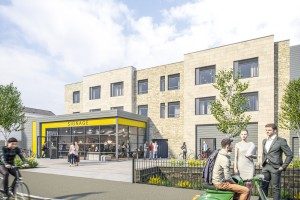 Public to get chance to comment on co-living scheme planned for Regency Laundry site