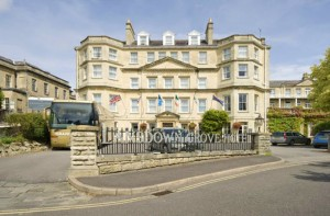 Agents for £8m luxury Bath hotel expect 'significant interest' as it stays closed to guests