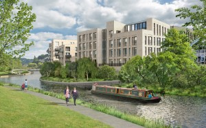 Financial boost for Bath Quays South from government's 'shovel-ready' building fund
