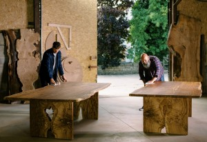 Sustainable stamp of approval for wooden furniture firm with a passion for its craft