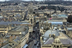 Covid-19 deals Bath's economy devastating blow – but city will bounce back in 2021, says report