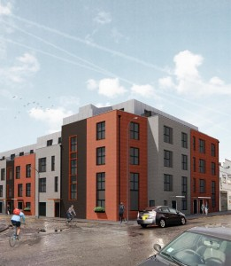 Curo's affordable, low-carbon homes scheme championed by Bristol's mayor