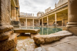 Milestone reached as Roman Baths chalk up 100,000 visitors since emerging from lockdown