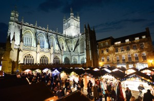 Christmas shopping and cultural events planned to protect Bath's economy from bleak winter