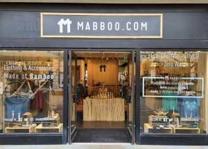Sustainable bamboo clothing and accessories retailer expands into Bath