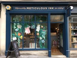 High Street Shop of the Year award nomination for Bath stationery retailer and printer