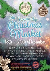Christmas market will unwrap historic buildings on major development site