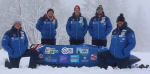 Altus steps up to sponsor top bobsleigh team frozen out of official UK sports funding