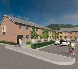 Work to start on another scheme as Bath's Curo builds its affordable housing portfolio in Bristol
