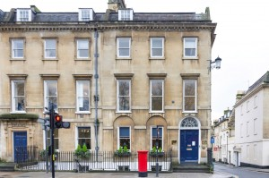 Queen Square office building once home to Jane Austen comes on the market for first time since 1832