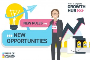 Sponsored editorial. New rules, new opportunities for businesses
