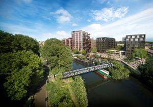 Grant Associates to help major West London regeneration project take shape