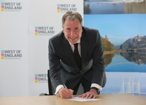 New West of England Metro Mayor pledges more jobs, better transport and a green recovery