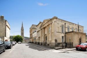 Bristol developer's high-spec refurbishment of Bath office building attracts AI firm as tenant