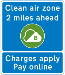 Early signs of success for city's Clean Air Zone, says council, as polluting vehicles are replaced