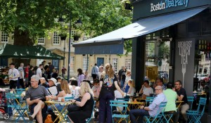Social media campaign aims to help put Bath's hospitality industry on road to recovery