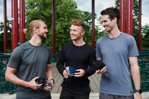 'Game-changing' pollution mask for city cyclists and runners launched by former Bath Uni students