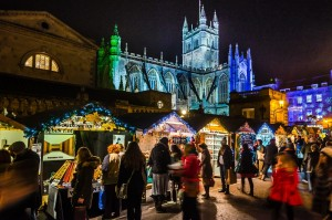 Council calls on traders to make this year's Bath Christmas Market a real cracker