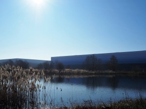Bath firms' expertise called on to help deliver the UK's first truly green logistics park