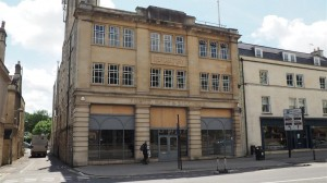 Former furniture showroom suitable for conversion up for sale with £2.75m price tag