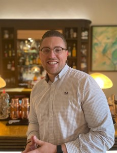 Seasoned hospitality specialist joins Kaleidoscope Collection to oversee Bishopstrow Hotel transformation