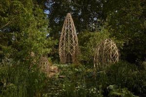 Top Chelsea Flower Show award for Grant Associates' Chinese-inspired eco-garden
